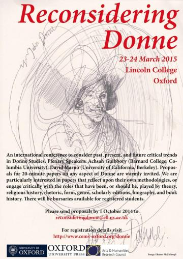Reconsidering Donne