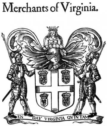 Virginia Company crest